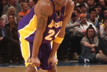 Kobe Bryant, Los Angeles Lakers VS New York Knicks