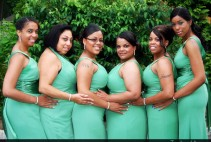 Lashley Wedding: Bridesmaids