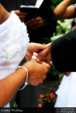 Lashley Wedding: Wedding Rings