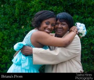 Briana's Prom: Grandparents