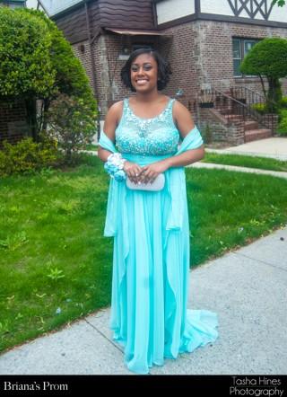 Briana's Prom