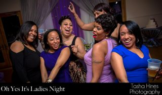 Oh Yes It's Ladies Night