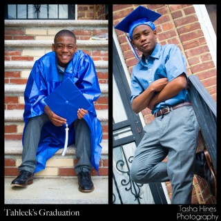 Tahleek's Graduation