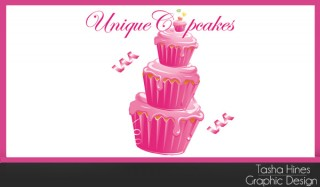 Unique Cupcakes Logo